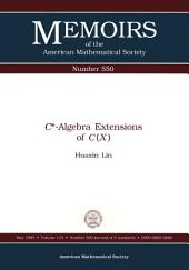 $C^*$-Algebra Extensions of $C(X)$