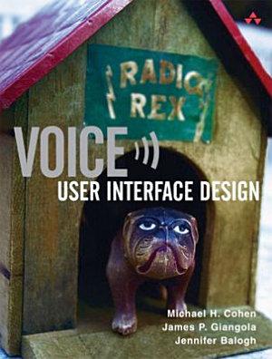 Voice User Interface Design PDF