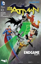 Batman (2011-) #35