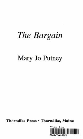 The Bargain PDF