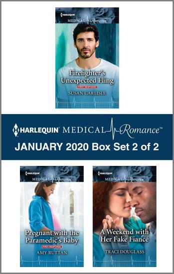 Harlequin Medical Romance January 2020   Box Set 2 of 2 PDF
