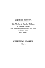 Christmas Stories  Vol  I   Paperbound PDF