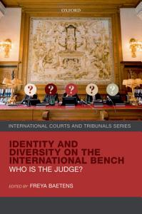 Identity and Diversity on the International Bench PDF