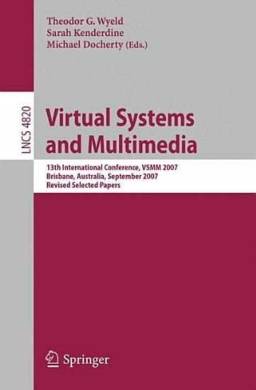 Virtual Systems and Multimedia PDF