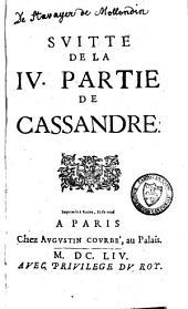 Cassandre: roman, Volume8