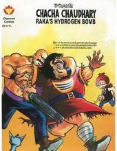 Chacha Chaudhary Raka's Hydrogen Bomb English