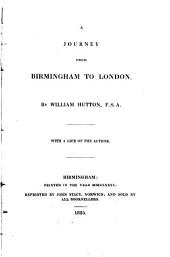 A journey from Birmingham to London