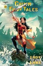 Grimm Fairy Tales Age of Camelot Issue #22