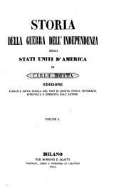 Storia della guerra dell'indipendenza degli Stati Uniti d'America: 1