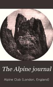 The Alpine Journal: Volume 19