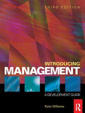 Introducing Management: Edition 3