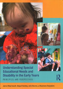 Understanding Special Educational Needs and Disability in the Early Years PDF