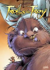 Trolls de Troy T16: Poils de trolls