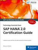 SAP HANA 2 0 Certification Guide  Technology Associate Exam PDF