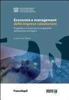 Economia e management delle imprese calzaturiere  Prospettive e strumenti per la competitivit   dell industria marchigiana PDF