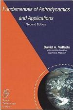 Fundamentals of Astrodynamics and Applications