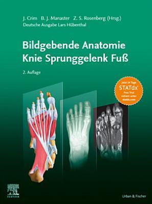 Bildgebende Anatomie  Knie Sprunggelenk Fu   PDF
