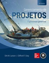 Gerenciamento de Projetos - 6.ed.: O Processo Gerencial