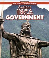 Ancient Inca Government PDF