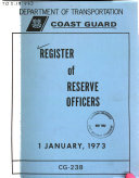 Register of Officers and Cadets Book