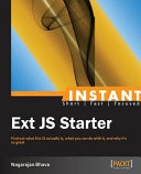 Instant Ext JS Starter