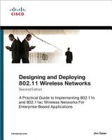Designing and Deploying 802 11 Wireless Networks PDF