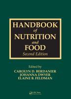 Handbook of Nutrition and Food PDF