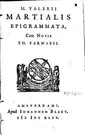 M. Valerii Martialis Epigrammata