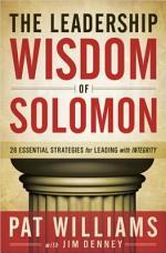 The Leadership Wisdom of Solomon