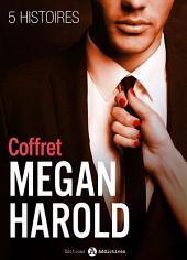 Coffret Megan Harold – 5 histoires