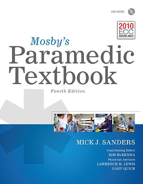 Mosby S Paramedic Textbook
