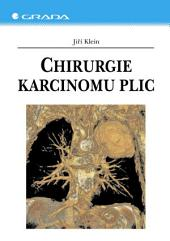 Chirurgie karcinomu plic