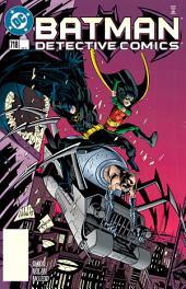 Detective Comics (1937-2011) #718
