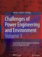 Challenges of Power Engineering and Environment