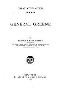 General Greene PDF