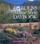Gardens Maine Style Daybook
