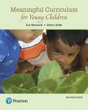 Meaningful Curriculum for Young Children Book