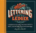 Hand lettering Ledger PDF