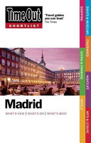 Time Out Shortlist Madrid PDF