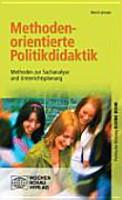 Methodenorientierte Politikdidaktik PDF