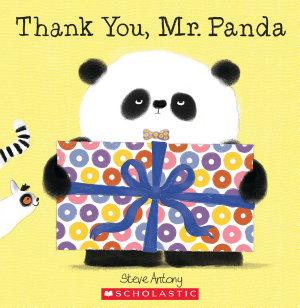 Thank You  Mr  Panda