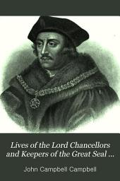 From Sir Thomas More till the fall of the Earl of Essex