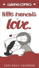 Catana Comics Little Moments Of Love Deluxe 2020 C