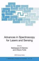 Advances in Spectroscopy for Lasers and Sensing PDF