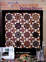 Learn to Be a Wacky Star Quilting Wizard PDF