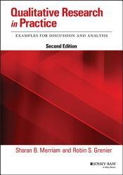 Qualitative Research In Practice Book PDF