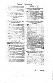 Don Iosephi Cacherani Taurinensis ... Theologiae assertiuae tomus tertius, complectens Tractatus scholasticos de virtutibus theologicis, de incarnatione, de sacramentis in genere. Nova methodo utilitati, ..