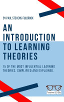 An Introduction to Learning Theories.