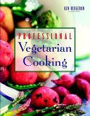 Professional Vegetarian Cooking Book PDF
