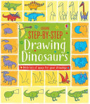 Step-By-Step Drawing Book Dinosaurs